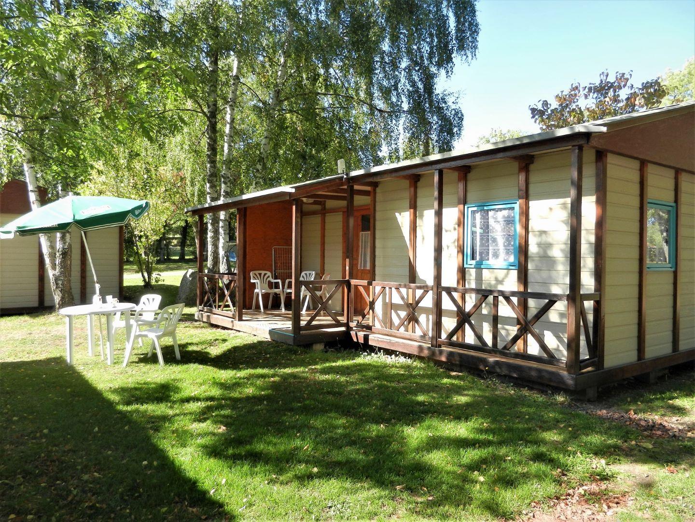Location Bungalow au camping en Puy-de-Dôme